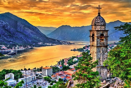 Great Montenegro tour - private half...