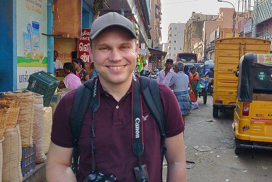 The Georgetown Bazaar Walk by Wonder...