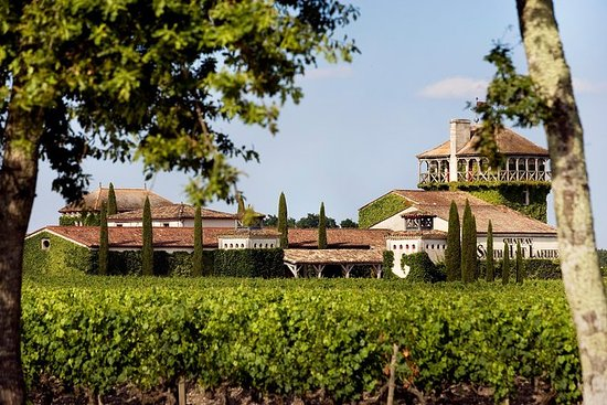 Private Full Day Bordeaux Wine...