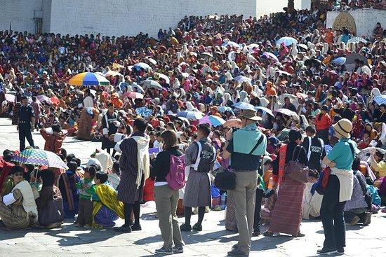 Scorcio del Bhutan