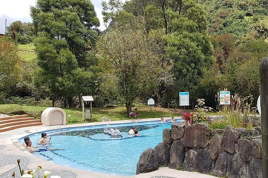 Papallacta hot Springs and SPA...