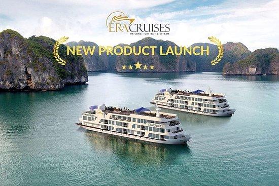 Halong Bay 2 Tage mit Era Cruise 5 Star