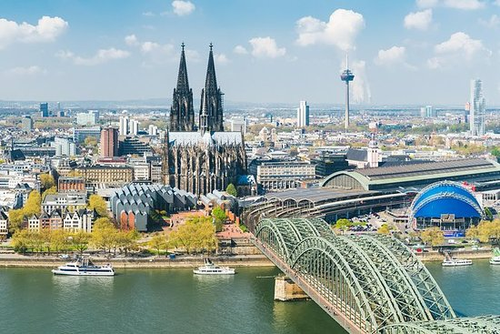 Sightseeing Flight Over Köln in a...