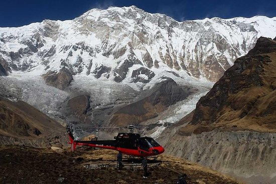 Annapurna Base Camp Heli Tour (on...