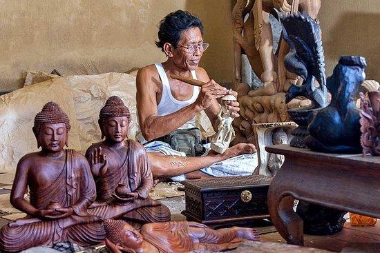 Unikt håndverk av Ubud Village Tour...