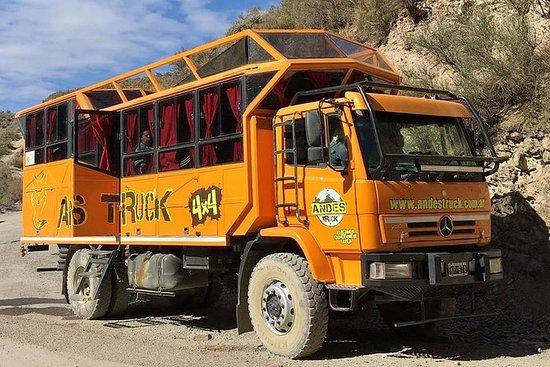 Caminhão a Villavicencio con visita a...