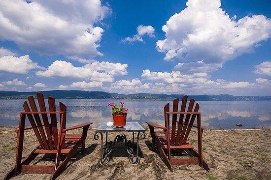 从伊斯坦布尔的Sapanca湖游览