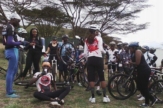 Experiencia de ciclismo en Corner...