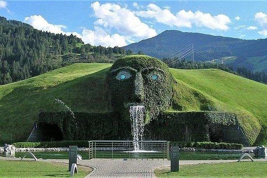 Innsbruck og Swarovski Crystal World...