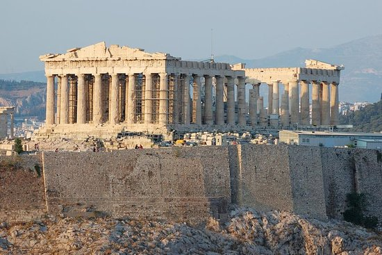 Full Day Athens City Tour med...