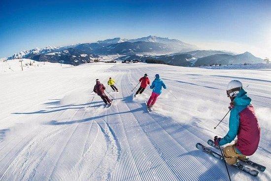 Dagstur til Gudauri skianlegg