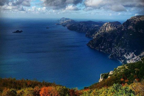 Trekking tour Salerno, Capri, Sentier...