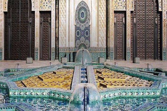 Tour de Marruecos, Ciudades...