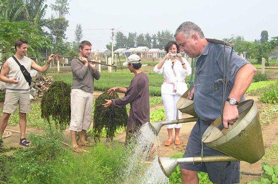 Hoi An - Oppdrett og fisketur