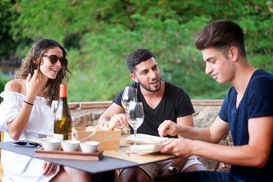 Vino toscano y experiencia de maridaje
