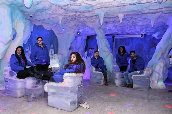 Dreams Ice Bar mit Transport