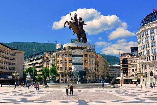 Food By Foot Skopje Tour Plus...