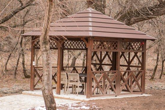 Vardenis, Arménia: Small tavern