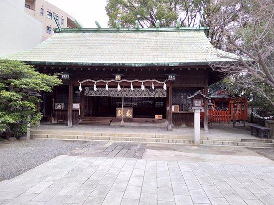 Isenomiya Shrine