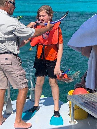 2.5 hour snorkel