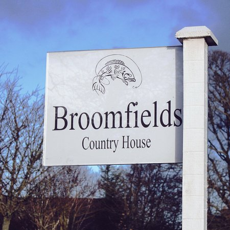 Bemersyde, UK: Broomfields Country House
