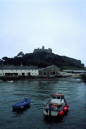St. Michael's Mount: da riva