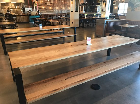 Picnic Table Seating