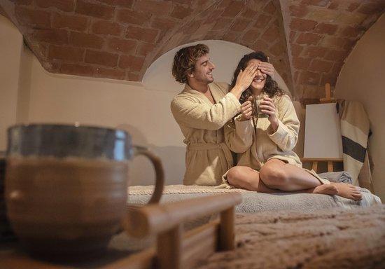 Peralada, España: Masaje en pareja