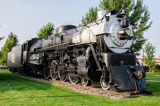 Douglas Railroad Interpretive Museum At Locomotive Park