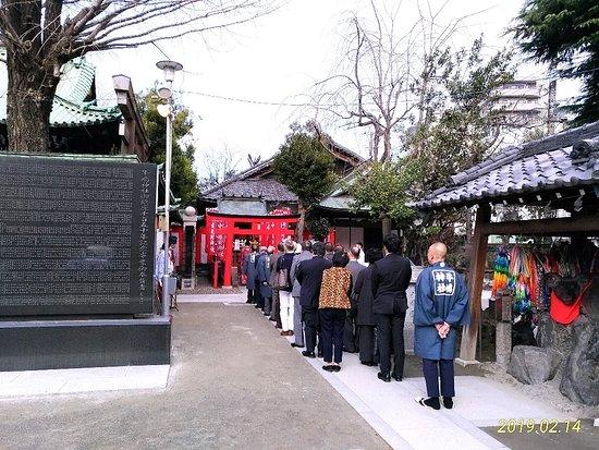 Koume Inari Shrine: 小梅稲荷神社例祭