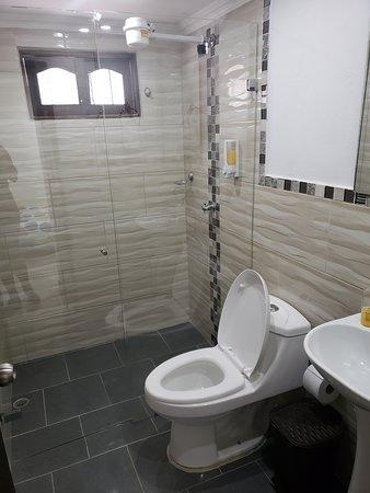 Alojamiento Rionegro: Baño