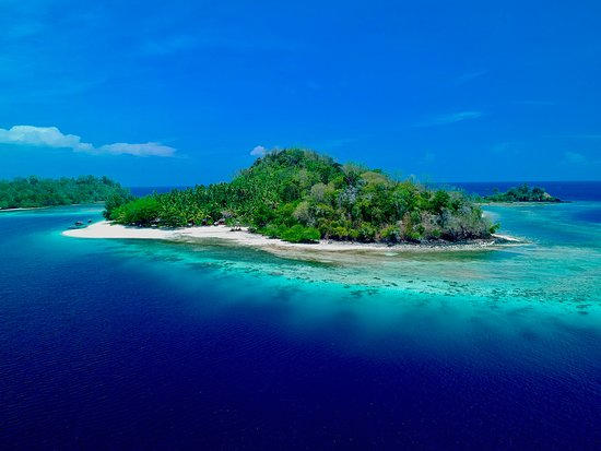 Bangka Island, Indonezja: bangka sahaung north sulawesi , blue bay divers
