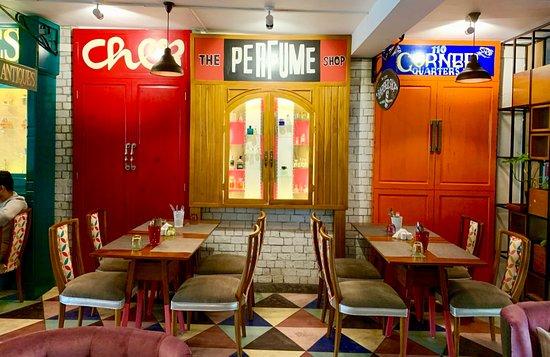 East India Street Cafe Kochi Cochin Menu Prices Restaurant Reviews Tripadvisor