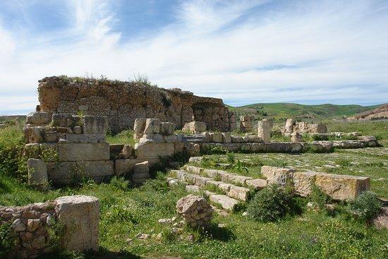 Cartoline da Bulla Regia, Tunisia