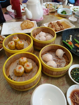 Dimsum with a chaotic twist
