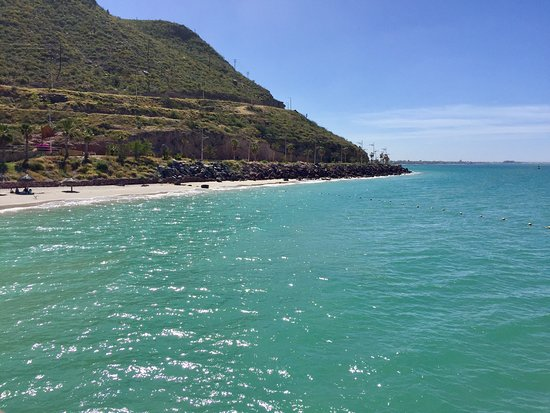 Playa El Coromuel