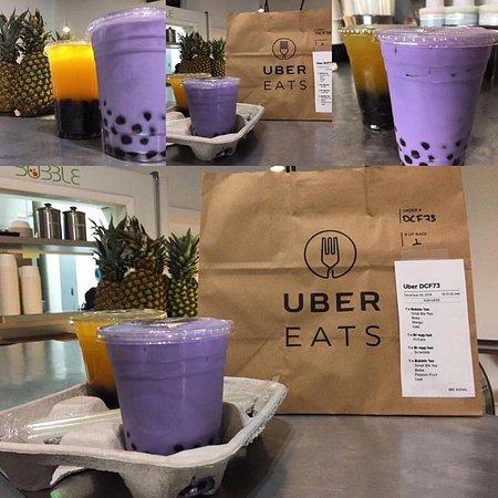 """Our Star """"Taro Bubble Tea"""""""