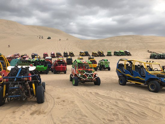 Buggy Huacachina