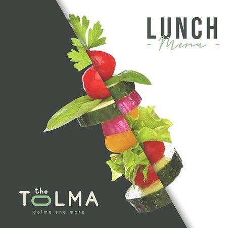 The Tolma: Յուրաքանչյուր աշխատանքային օր` ժամը 12:00-15:00-ը, սպասում ենք ձեզ:  Մեր լանչի յուրահատուկ մենյուն այնքան հագեցած է և համեղ, որ անհնար է հրաժարվել:  #The_Tolma #Restaurant #lunch #հայկական_ավանդական_ուտեստներ #եվրոպական_և_հայկական_խոհանոց #lunch_menu