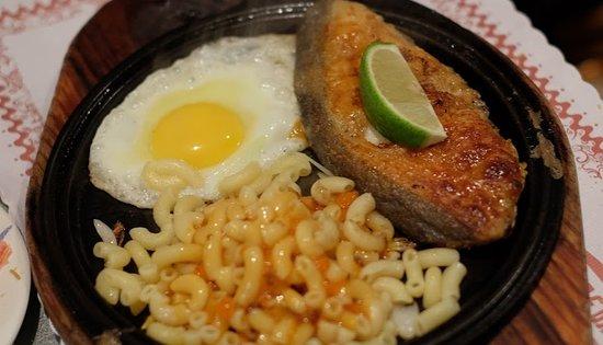 Sui Yuan Steakhouse: 鱈魚排