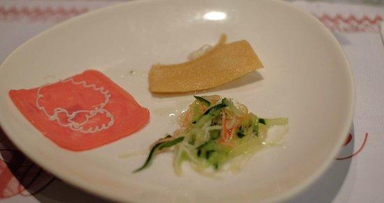 Sui Yuan Steakhouse: 很妙的小菜