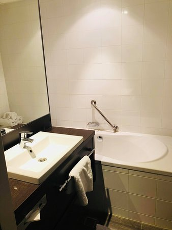 Great modern hotel in walking distance to the city centre