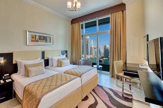 Interior - Picture of Pearl Marina Hotel Apartments, Dubai - Tripadvisor