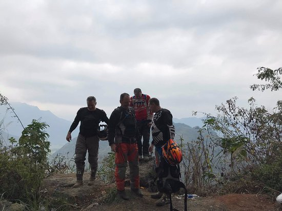 8 Days North Vietnam Motorbike Tours to Sapa , Hagiang , Dong Van ,Bac Ha, Ba Be - Mr Paul Sussman & friends