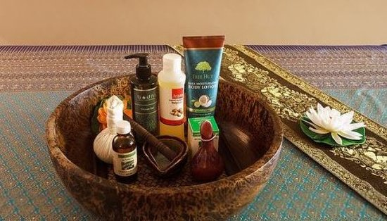 Lotus Thai Spa & Massage: We are using the best possible products