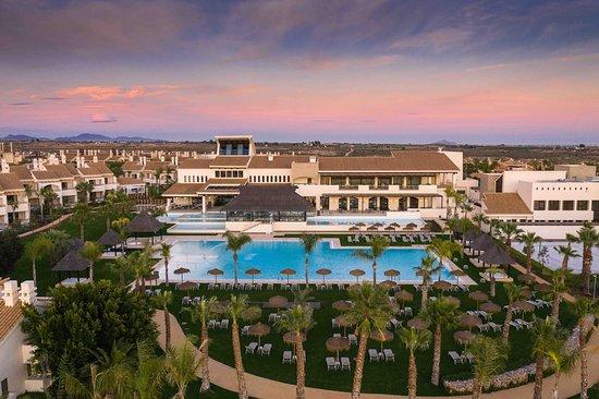 Hacienda del Álamo Golf & Spa Resort