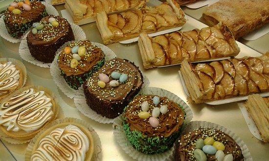 Boulangerie des Recollets: Pâtisserie savoureuse et peu sucrée