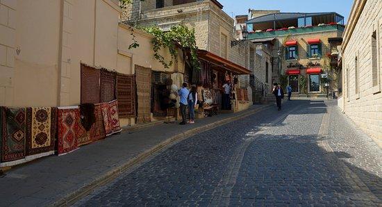 Baku Old City: Старый город
