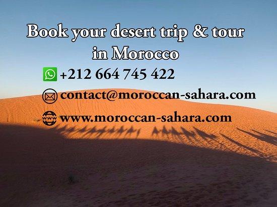 Ouarzazate, Morocco: Moroccan Sahara