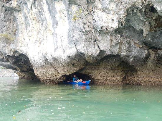Cat Ba Kayaking Full-Day Group Tour: asia outdoor